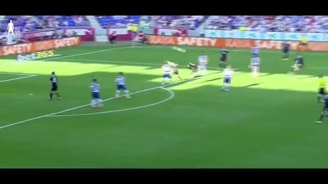 هایلایت کامل بازی کریستیانو رونالدو مقابل اسپانیول