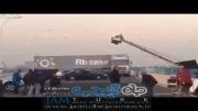 حادثه در پشت صحنه فیلم سینمایی! ...