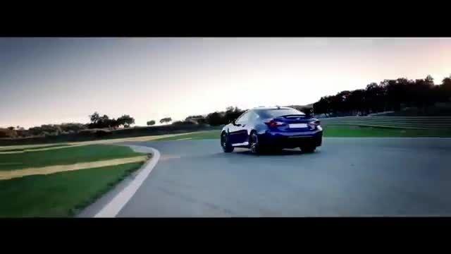 تیزر تبلیغاتی لکسوس RC 350 f مدل 2015