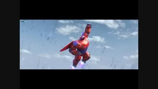 میکس باحال انیمیشن6 BIG HERO با آهنگ انیمه DEATH NOTE