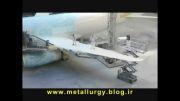 رنگ زدایی،آستر،پوشش نانو روی بدنه آلومینیومی هواپیما