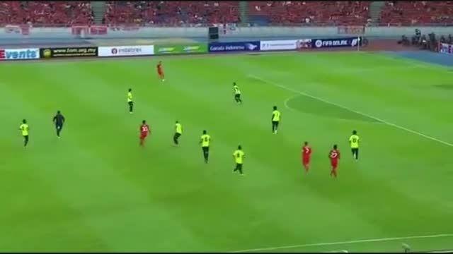 خلاصه بازی : منتخب مالزی 1 - 1 لیورپول (دوستانه)