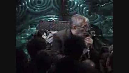 روضه خوانی حاج منصور ارضی درشهادت امام سجاد علیه السلام