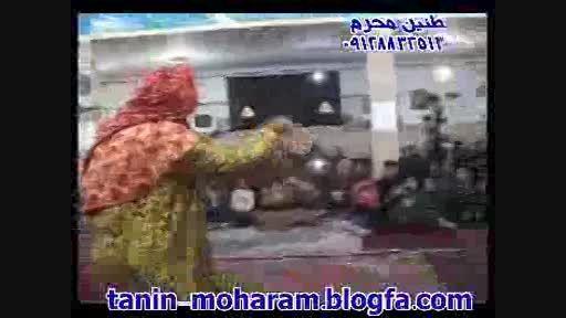 گفتگو ابن سعد : ابن علی رشوند و شمر اسماعیل محمدی