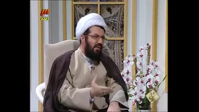 دیدار حاج علی بغدادی با امام زمان(عج)....حتما ببینین...