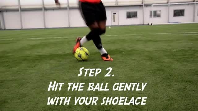 آموزش فوتبال - 4 مهارت جالب - پارت 3