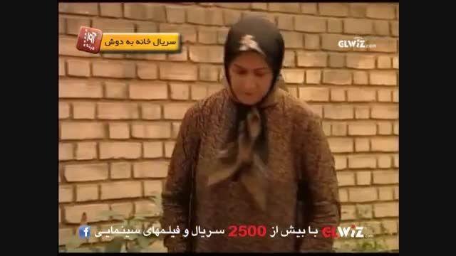 تیتراژ خاطره انگیز سریال خانه به دوش ، مجید اخشابی