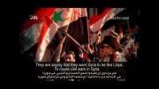 *جنگ علیه سوریه* آمریکا هیچ غلطی نمیتواند بکند!!!
