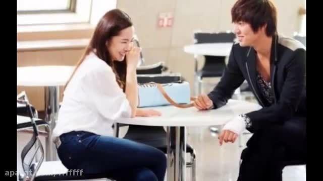 لی مین هو و پارک مین یانگ - زوج مین مین