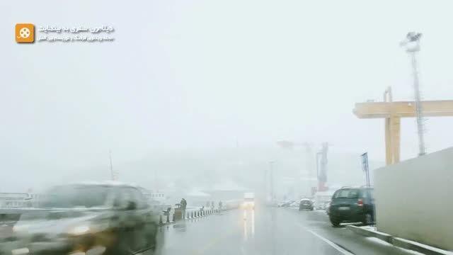 زمستان در استانبول؛ ترکیه (HD)