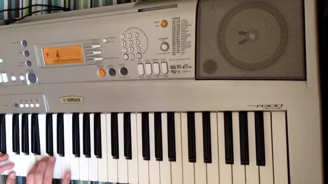 دموی تصویری از صدا های Yamaha A300