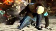 مبارزه دانته با لباس DMC3 با ورجیل در DmC Devil May Cry