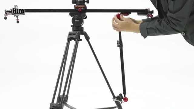 بازوی مکانیکی تقویت کننده سه پایه Konova مخصوص اسلایدر