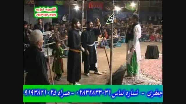 چوپانی بسیار زیبای سید علی حسینی 93 در اراک