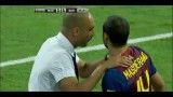 گل داوید ویا در سوپر کاپ اسپانیا به رئال مادرید - ال کلاسیکو