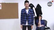BTS -  Rap Monsters Change Magic show