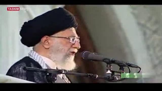 بیانات رهبرمعظم انقلاب در سالگرد رحلت امام خمینی (ره)