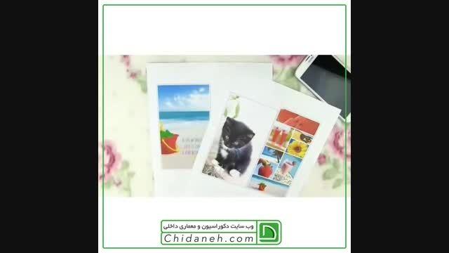 تزئین قاب گوشی با عکس های مورد علاقه تان به سادگی!