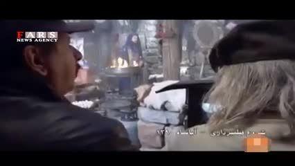 پشت صحنه فیلم زیبای محمد رسول الله (ص)
