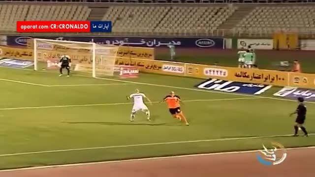 حواشی جالب هفته پنجم لیگ برتر ایران 94-95