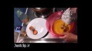 آموزش پخت ترچین مرغ