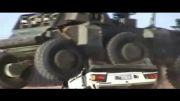 9. خودرو نظامی كنترل از راه دور له كننده Crusher با قابلیت تجهیز به جنگ افزار (برترین ربات ها robotic)