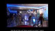 اجرای زنده و نمایشی سرود جمهوری اسلامی ایران - گروه سرود