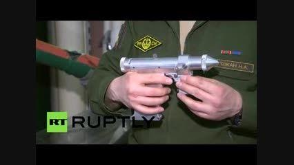 سلاح بسیار سری فضایی در دوران جنگ سرد