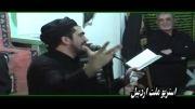 مداحی ترکی-حاج محمد باقر منصوری-معجزه ی حضرت رقیه (س)-سال 92