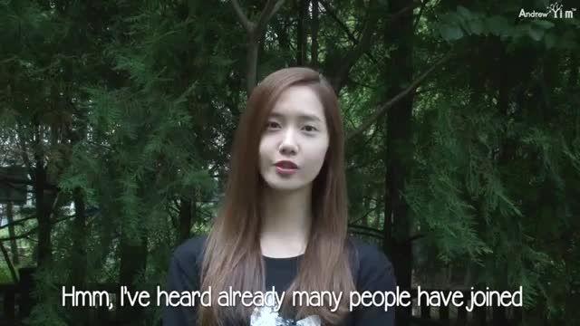 چالش آب سرد یونا (Im yoona) بازیگر و خواننده کره ای