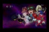 تیتراژ ژاپنی فصل ششم دیجیمون
