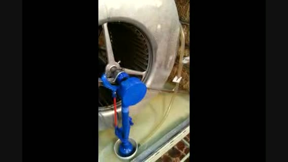 پمپ آب کولر بدون نیاز به برق