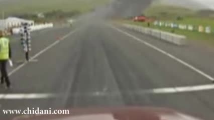 سقوط هواپیما در ایسلند