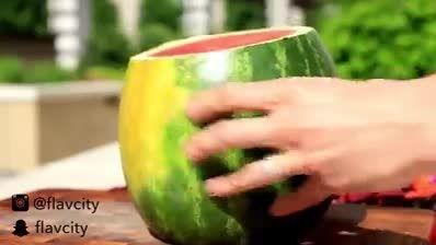 یک کلمن آب هندونه بخور-خلاقیت (organickhanegi.ir)