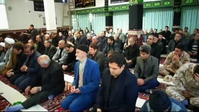 خطبه های نماز جمعه مهربان 24 مهر94-حاج آقا مرسلی