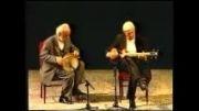 دو نوازی (تار و تنبک) آقایان محمد اسماعیلی و هوشنگ ظریف در خانه موسقی ایران.2