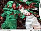 طفل شهید امام حسین علی اصغر