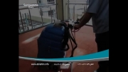 موکت شوی صنعتی، دستگاه شستشوی فرش و موکت 02188921020