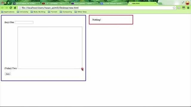 آموزش کامل HTML5 ویدئوی 49