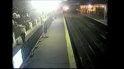 تصادف وحشتناک قطار درتونل!!!!!