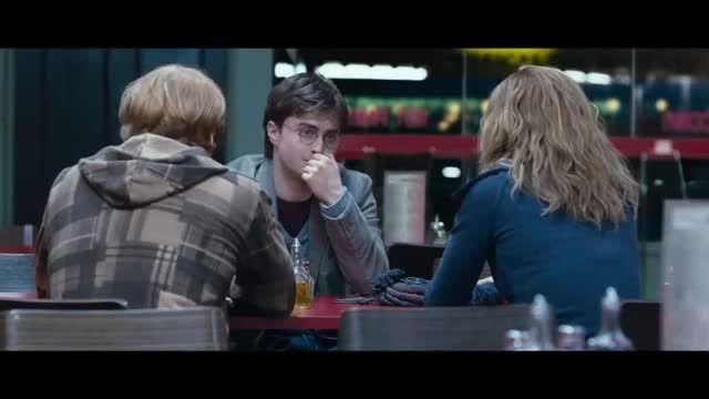 جلوه های ویژه بصری فیلم هری پاتر: یادگاران مرگ قسمت ١