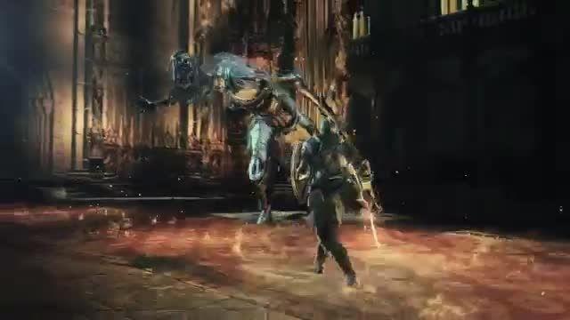 Gamescom 2015:تریلری جدید از Dark Souls 3 منتشر شد