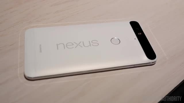 نگاه اولیه به گوشی nexus 6p