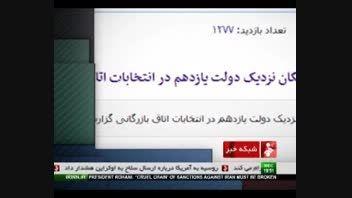 بستگان نزدیک دولت یازدهم در انتخابات اتاق بازرگانی