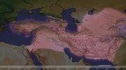 نقشه ی ایران از آغاز تا دوران معاصر