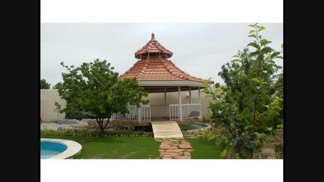 فروش باغ ویلا در محمدشهر کرج درسایت ویلاجات