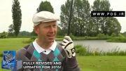 رکورد های گینس : بازی گلف با بلندترین چوب گلف