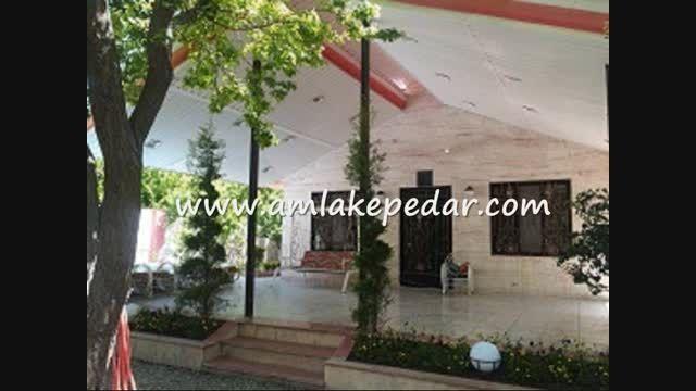 فروش باغ ویلای لوکس در شهریار کد 82
