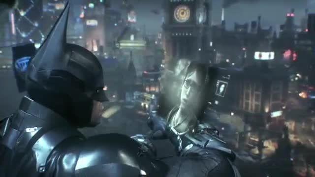 تریلری از گیم پلی Batman: Arkham Knight
