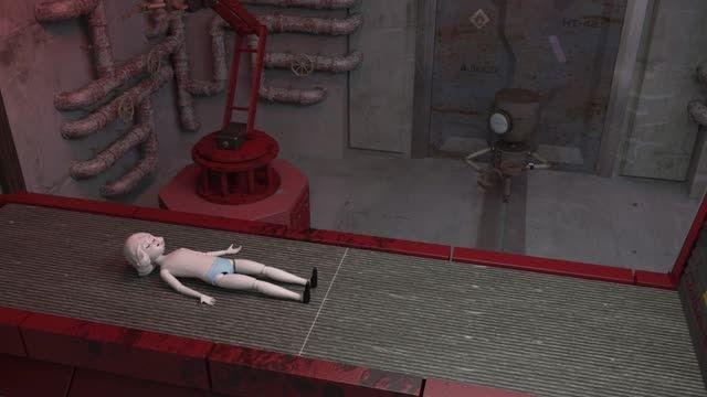 نمونه انیمیشن  در حال ساخت   گروه گروسین انیمیشن قم